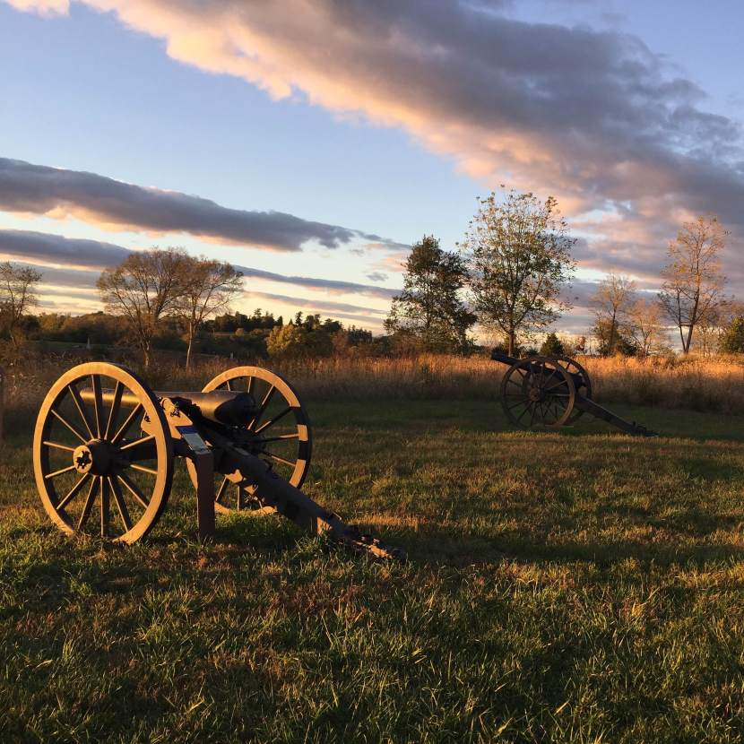 Maryland Hikes: Antietam National Battlefield