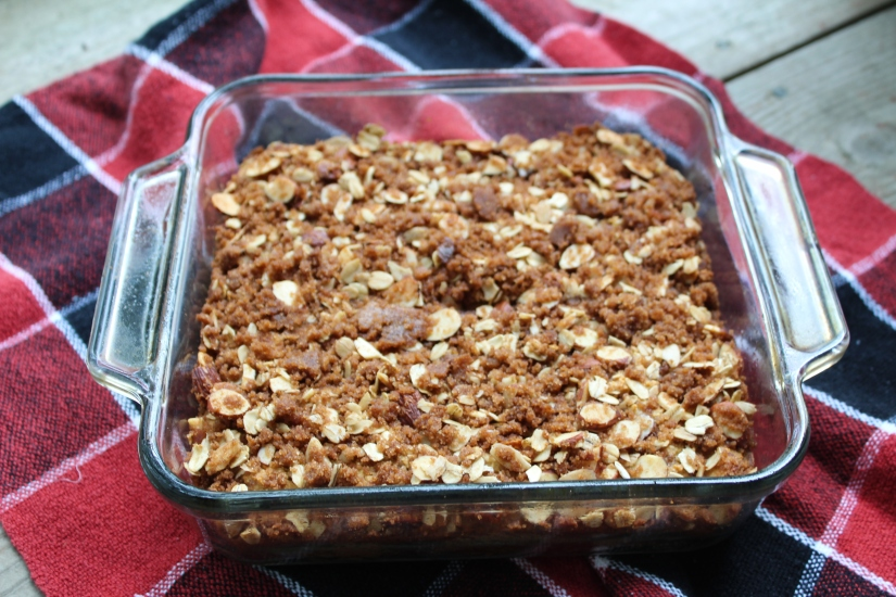 Gluten Free Cinnamon Coffeecake